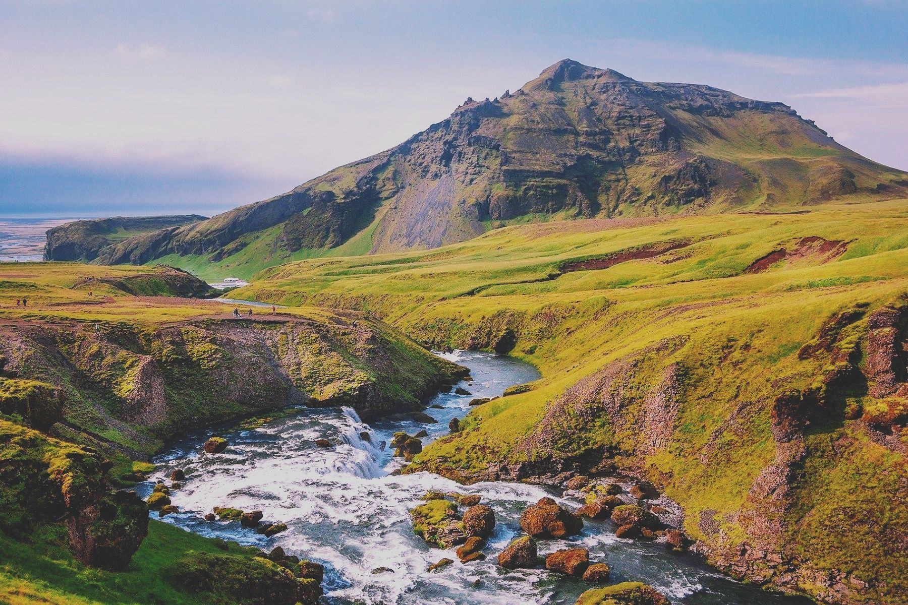 iceland lanscape